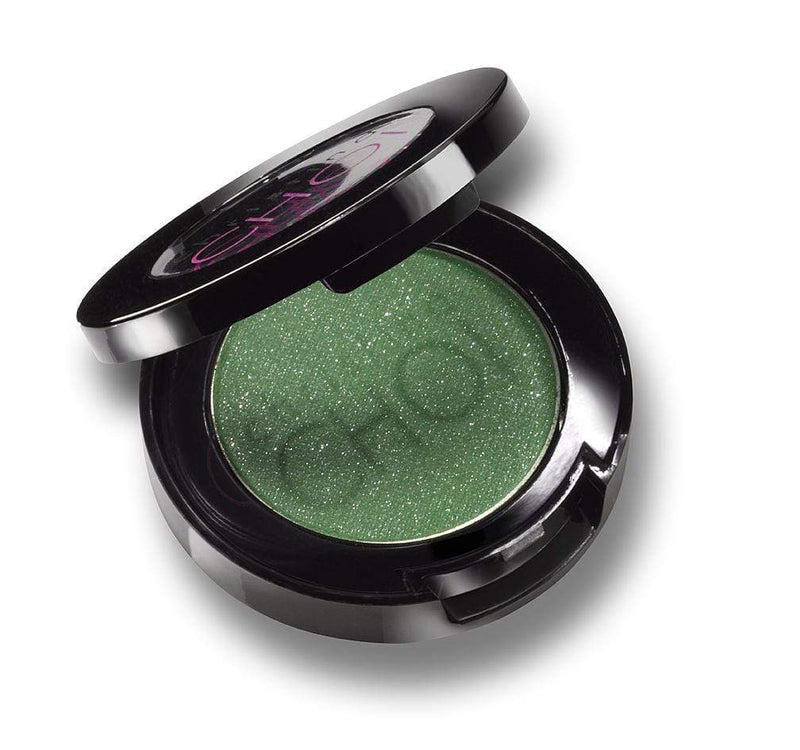 Agave Vivid Lime Green With Shimmer Silver Eyeshadow - My Bikini Flex