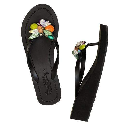 West Village - Women's Mid Wedge Sandal - My Bikini Flex