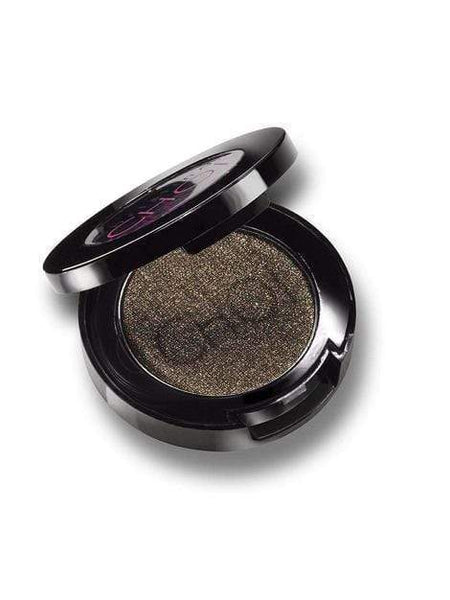 Black Forest Rich Black Smoky Green With Golden Shimmer Eyeshadow - My Bikini Flex