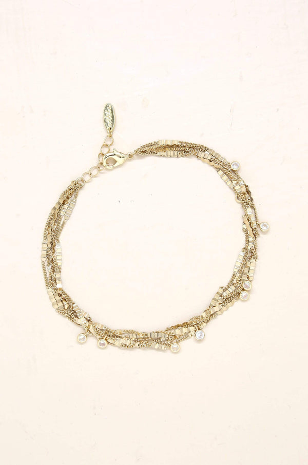 Favorite Souvenir Multi Chain Anklet Jewelry - My Bikini Flex