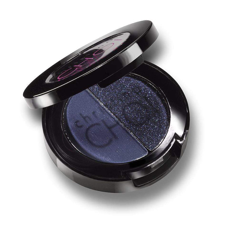 Glitz & Glamour Duo Rich Navy Blue Eyeshadow & Liner - My Bikini Flex