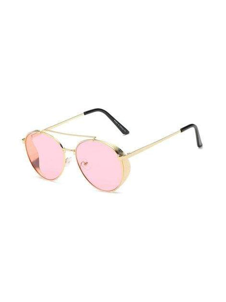Kodiak Uv Protection Classic Aviator Fashion Pink Sunglasses - My Bikini Flex