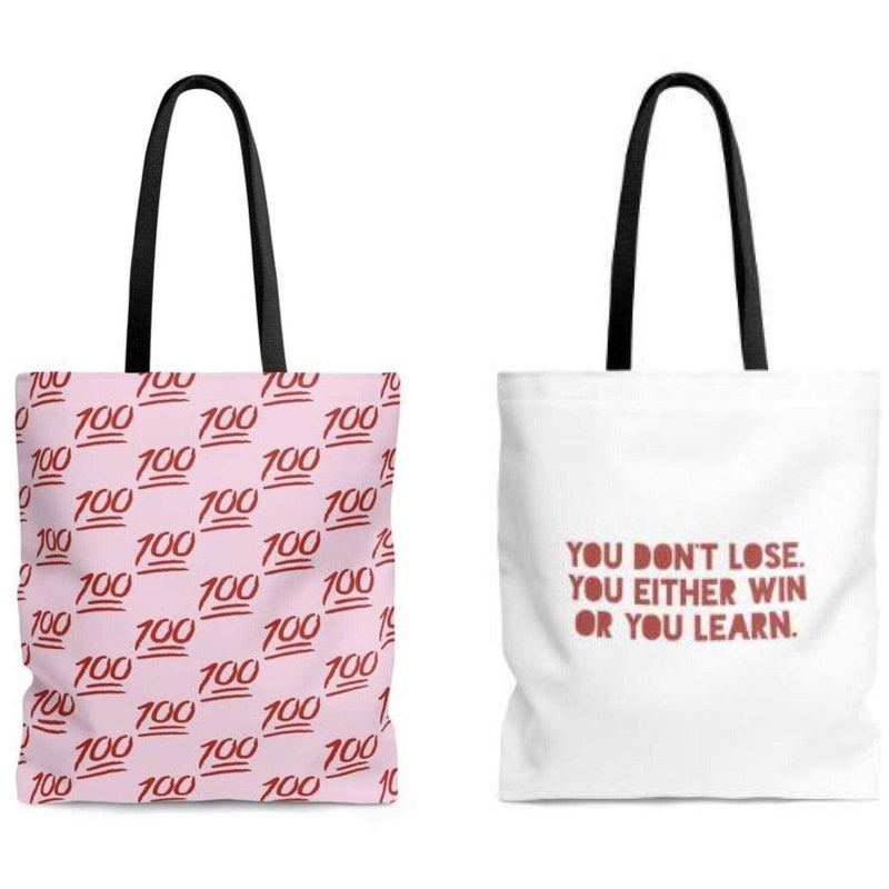 "Women's ""Winning"" Tote Bag - My Bikini Flex"