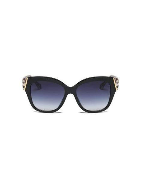 Retro Oversized Round Cat Eye UV Protection Fashion Sunglasses - My Bikini Flex