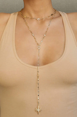Sweet Behavior Necklace in Gold - My Bikini Flex