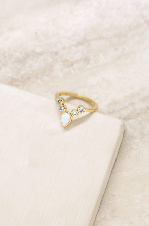 The Opal Temptress Ring - My Bikini Flex