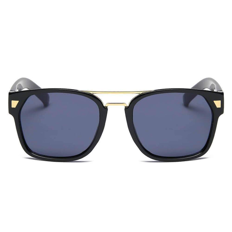 Women's Classic Stylish Retro Square Frame Fashion Sunglasses - My Bikini Flex
