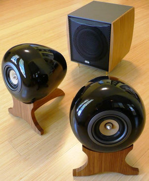 Voice One Speaker Stands