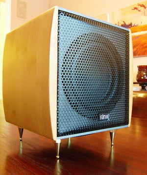 GLOW Sub One Powered Subwoofer with Passive Radiator