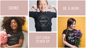 Inspirational Children's Shirts