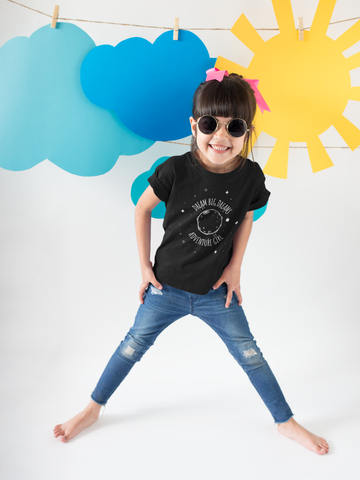 Adventure Girl Children's Tee