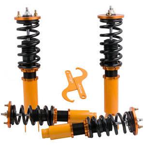 Coilover Suspension Kit fits 08-12 For Honda Accord 09-13 Acura TSX Coilovers - BtecRacing