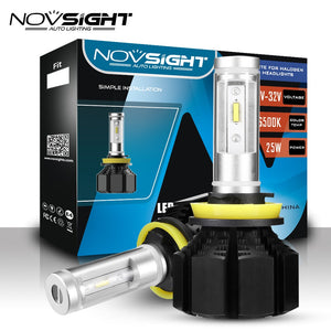 NOVSIGHT 50W 12000LM LED