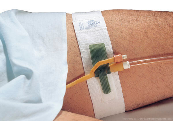 Catheter Holder Leg Band