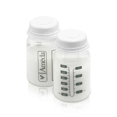 Milk Storage Bottles