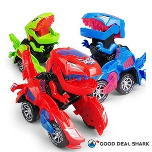 Dinosaurus Transforming Monster-Car