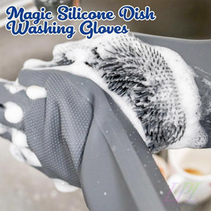 Magic cleaning glove - 1 pair