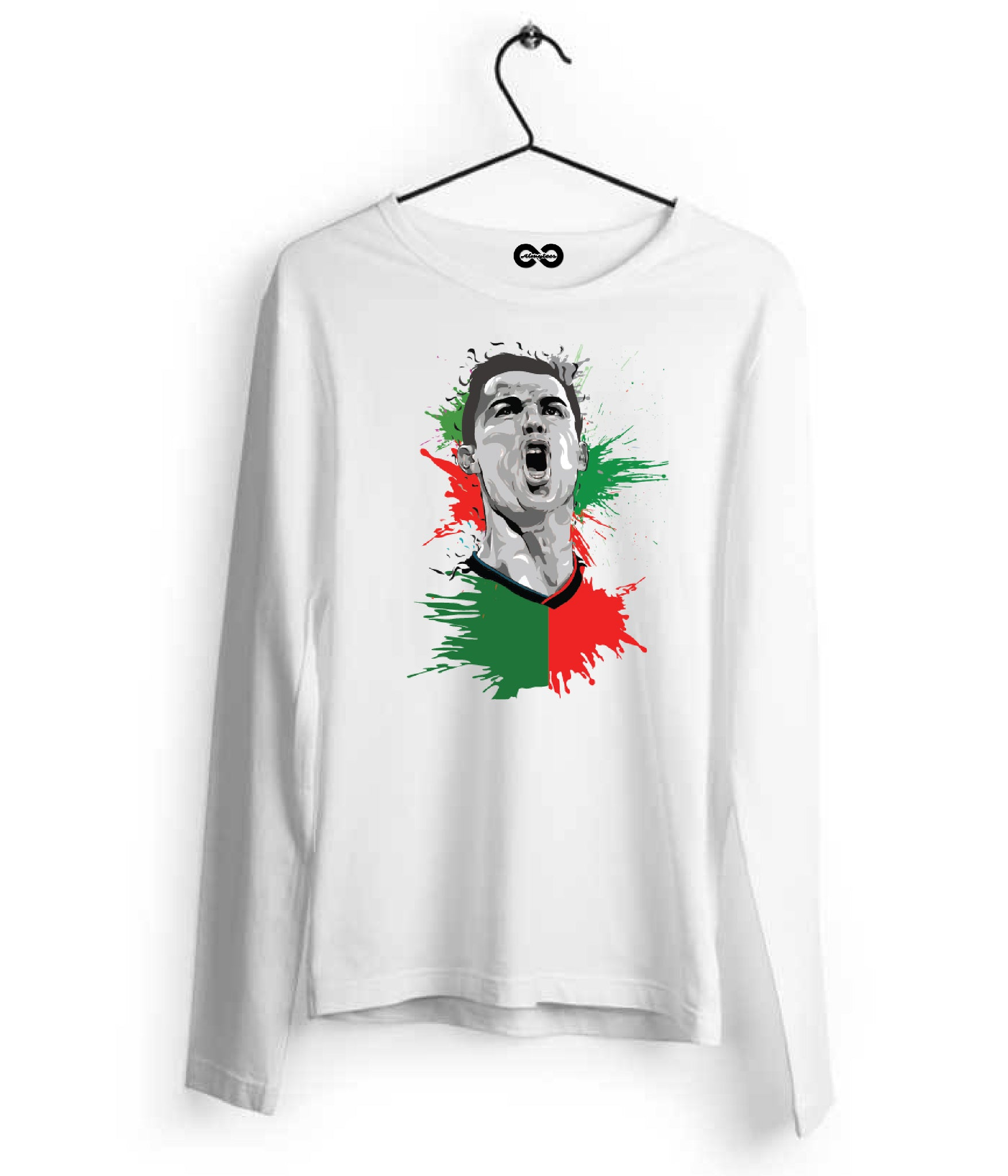 Ronaldo Tribute Long Sleeves - Almytees