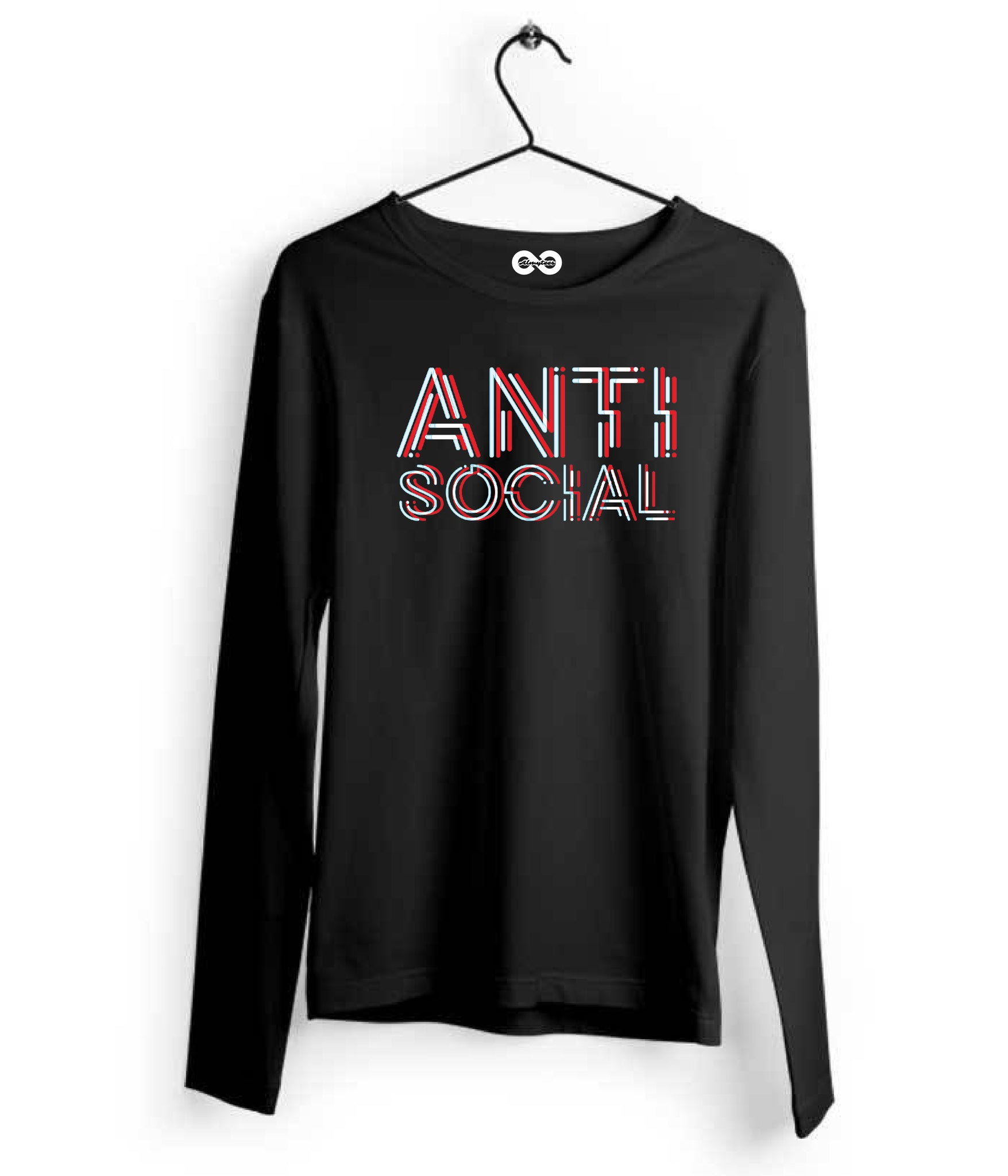 Anti Social Long Sleeves - Almytees