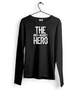 Then Anti Hero's Hero - Almytees