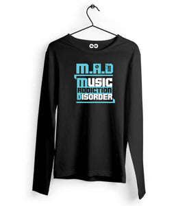 Music Addiction Disorder Long Sleeves - Almytees