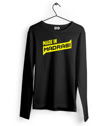 Made In Madras Long Sleeve - Almytees