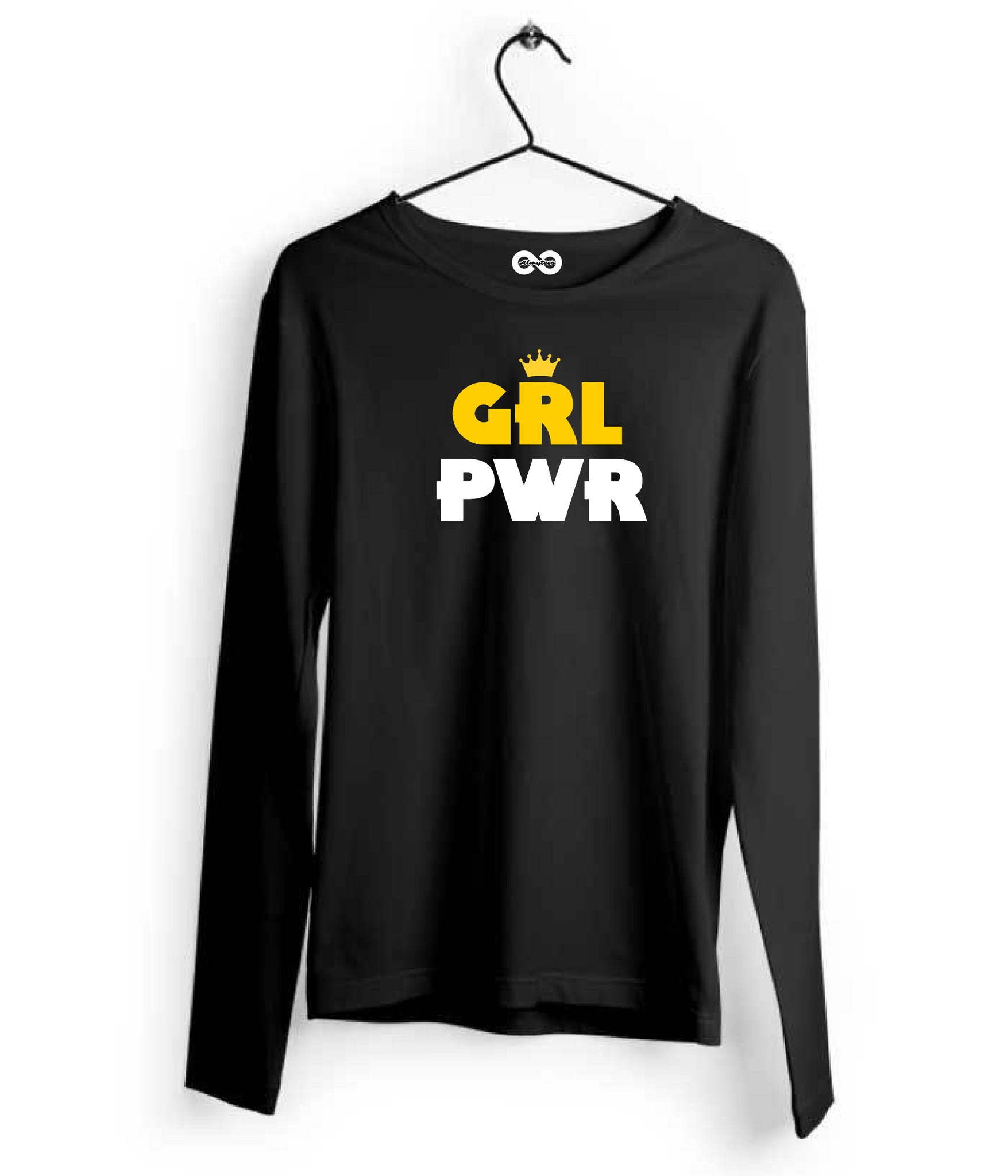 Girl Power Long Sleeves - Almytees