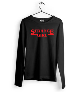 Strange Girl Long Sleeves - Almytees