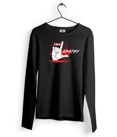 Thalapathy Tribute Long Sleeves - Almytees