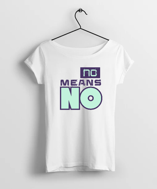 No Means No - Almytees