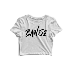 Bawse Crop Top - Almytees