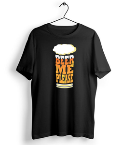 Beer Me Please T-Shirt - Almytees