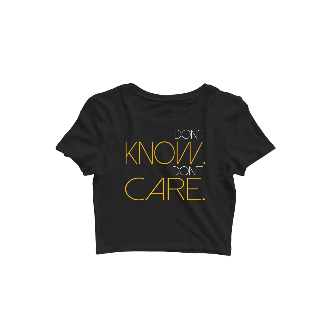 Dont Know Dont Care - Almytees