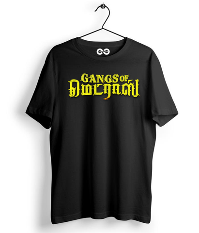 Gangs of Madras Official Merchandise T-Shirt - Almytees