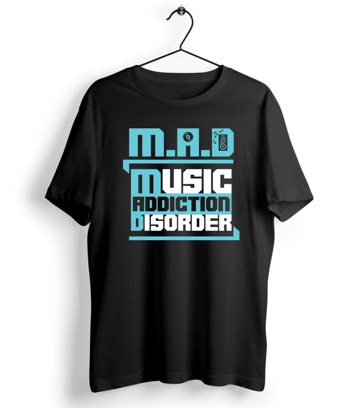 M.A.D - Music Addiction Disorder