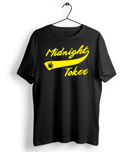 Midnight Toker Tshirt - Almytees