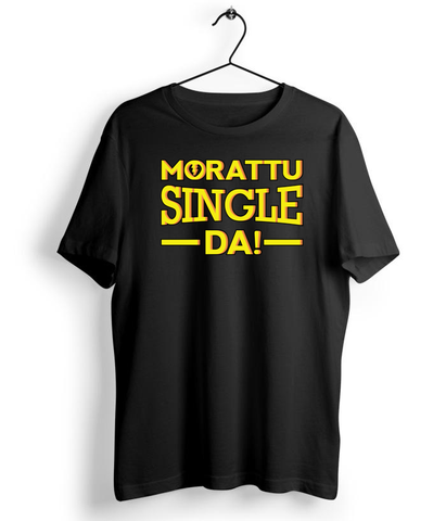 Morattu Single Da T-Shirt - Almytees