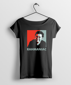 Rahmaniac Round Neck Women T-Shirt