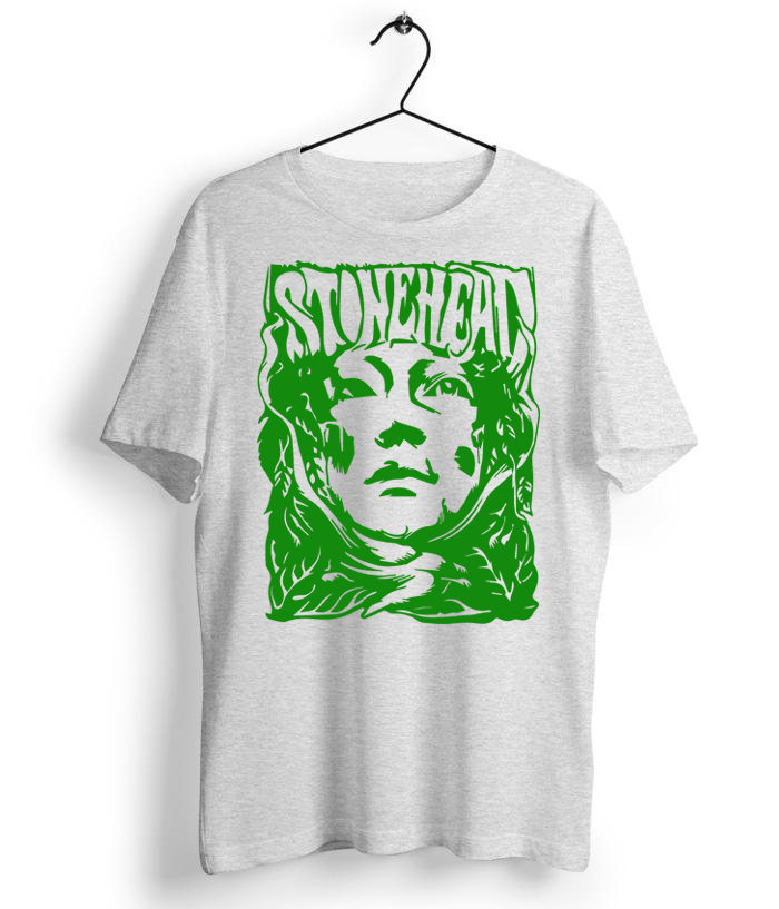 Stone Head T-Shirt - Almytees