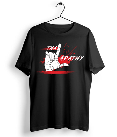 Thalapathy Tribute T-Shirt