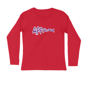Dads Den Official Merchandise : Appang Full Sleeves T-Shirt