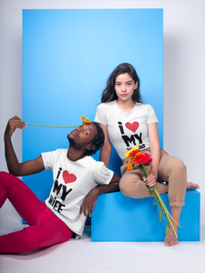 Love Couple T-Shirts