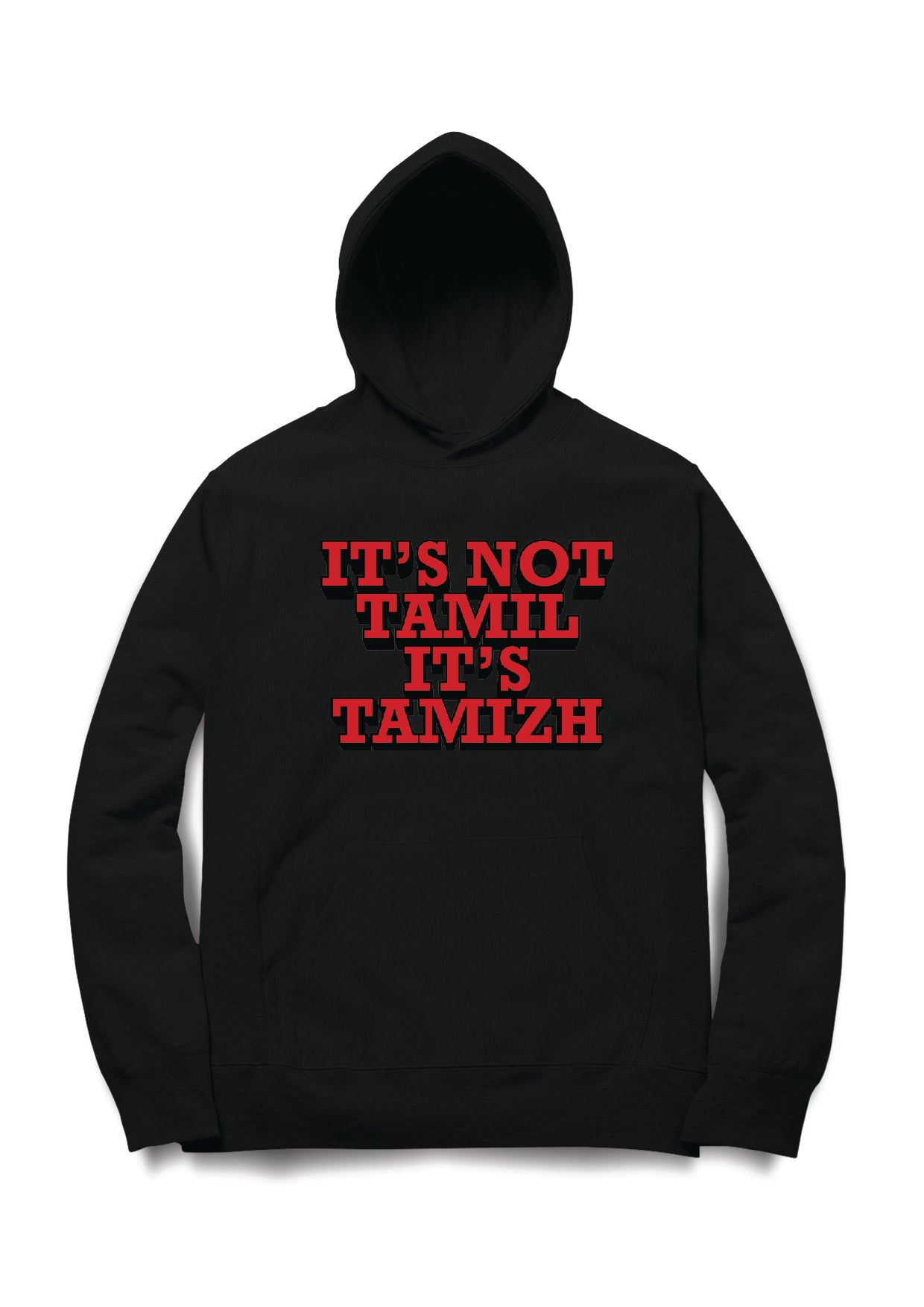 IT'S NOT TAMIL IT'S TAMIZH - Almytees