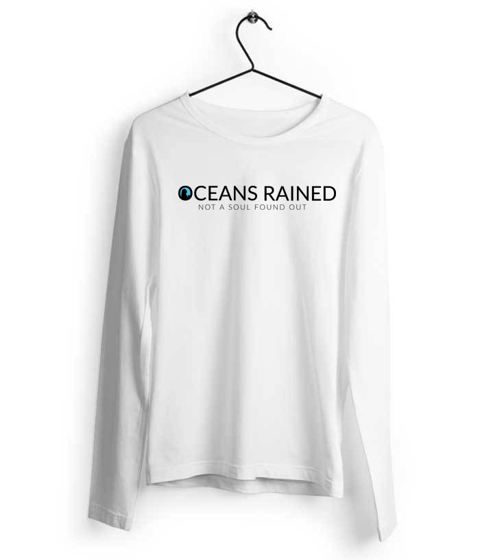 Oceans Rained Official Merchandise Long Sleeves - Almytees
