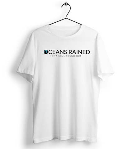 Oceans Rained Official Merchandise T-Shirt - Almytees