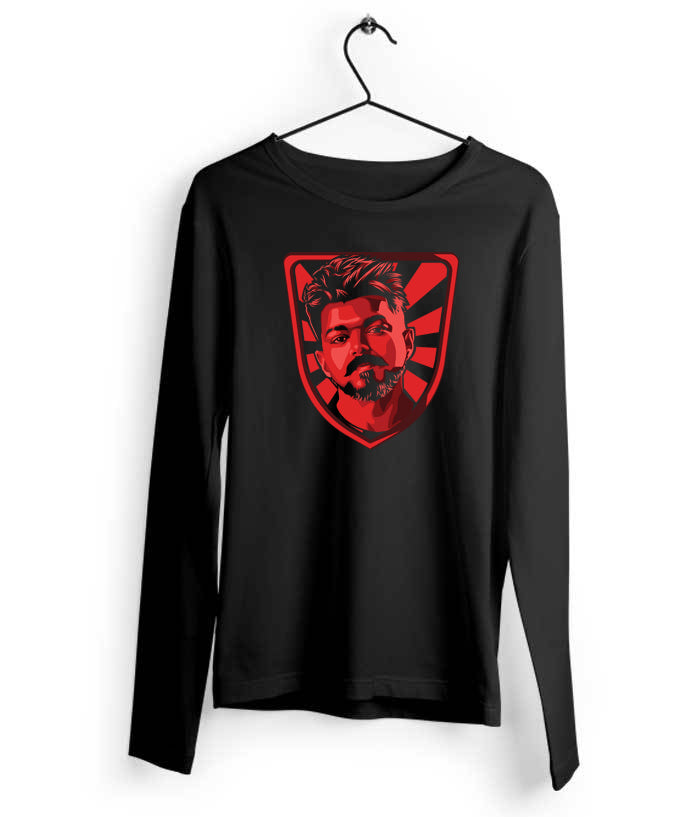 Thalapathy Fan T-Shirt - Almytees