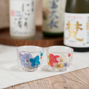 Sake Appreciation‧Flower Resin Art Workshop (030919bua)