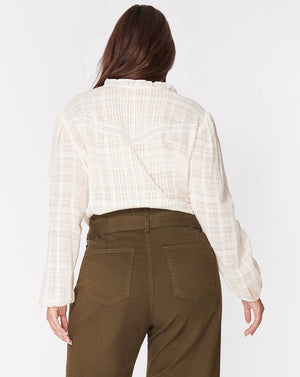 Jamie Blouse - White