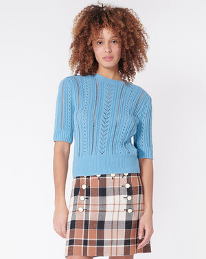 Spence Sweater - Blue