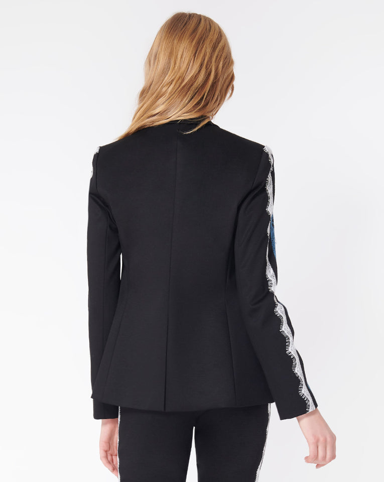Damari Dickey Jacket - Black